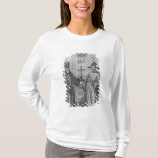 T-shirt Matteo Ricci et Paulus Li
