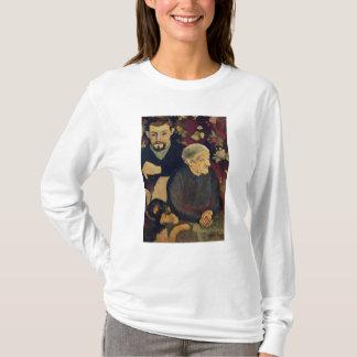 T-shirt Maurice Utrillo, sa grand-mère et son chien