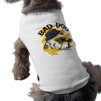 T-shirt Mauvais chien