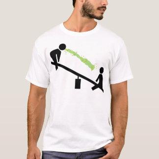 T-shirt Mauvais jour au terrain de jeu