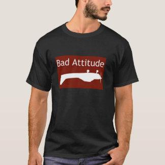 T-shirt Mauvaise attitude