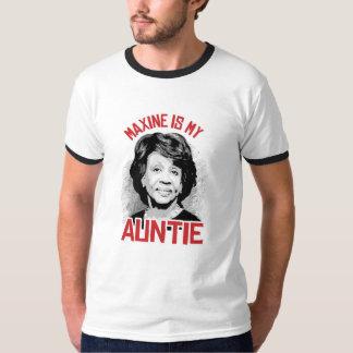 T-shirt Maxine est ma tante -