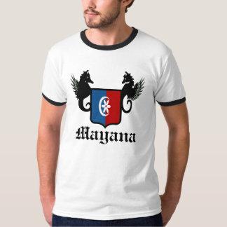 T-SHIRT MAYANA HERALDIQUE