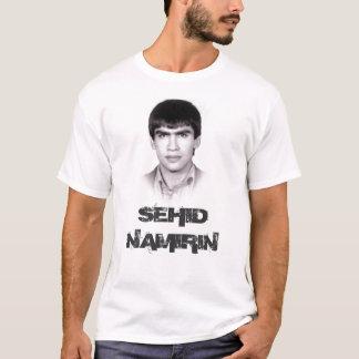 T-shirt mazlum dogan