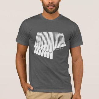 T-shirt Mbira lisse