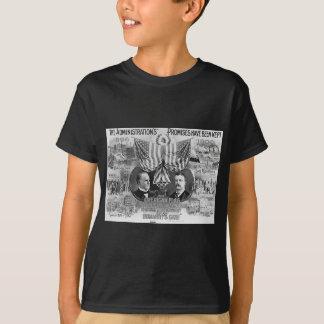 T-shirt McKinley 1900 - Teddy Roosevelt