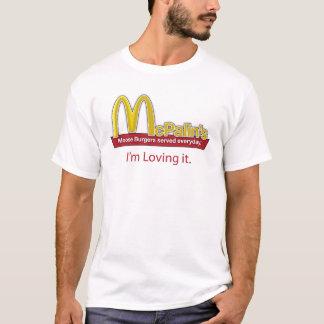 T-shirt McPalins - Palin et McCain 2008