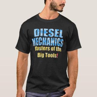 T-shirt Mécanique diesel