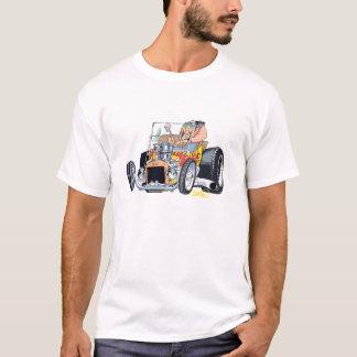 T-shirt Méchant de seau de T