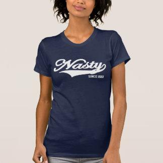 T-shirt Méchant depuis (disponible dans 39 couleurs) la