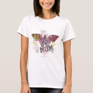 T-shirt Médias mélangés de maman de merveille