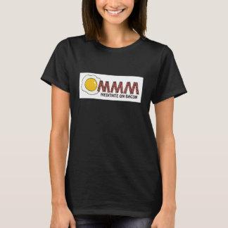 T-shirt Méditez sur le lard