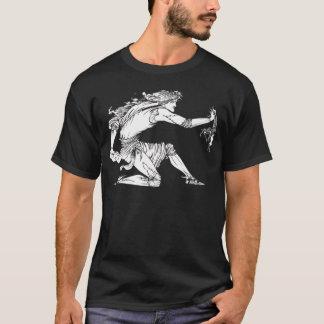 T-shirt Méduse Aubrey Beardsley