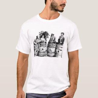 T-shirt Méduse et frères de Marx