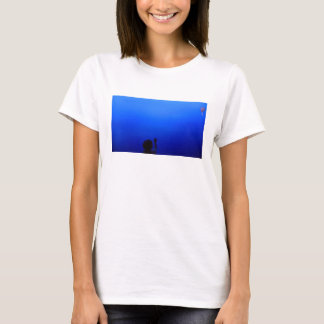 T-shirt méduses d'aquarium
