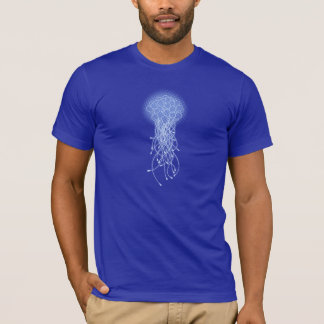 T-shirt Méduses rougeoyantes