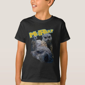 T-shirt Meerkats