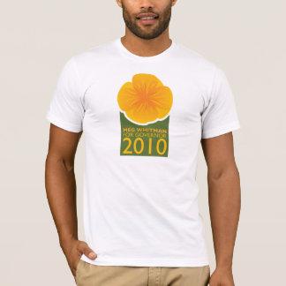 T-shirt Meg Whitman pour le gouverneur