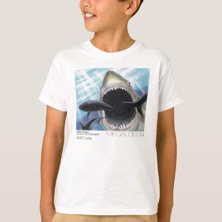 T-shirt Megalodon