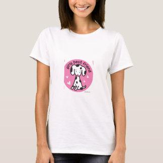 T-shirt meilleur ami de filles - customisé