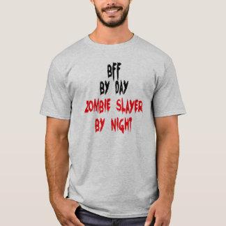 T-shirt Meilleur ami de tueur de zombi pour toujours ou