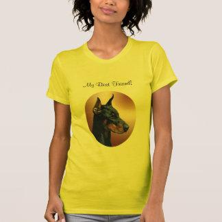 T-shirt Meilleur ami - femmes