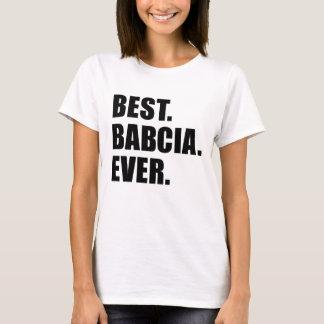 T-shirt Meilleur Babcia jamais
