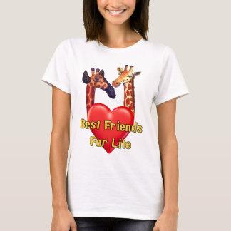 T-shirt Meilleurs amis