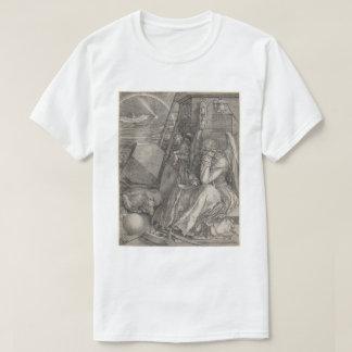 T-shirt Mélancolie I, gravant par Albrecht Durer