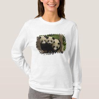 T-shirt Melanoleuca d'Ailuropoda de bébés de panda géant)