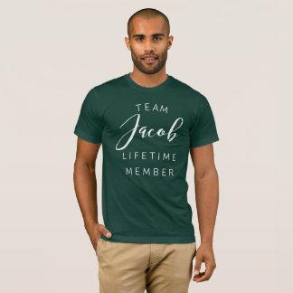 T-shirt Membre de vie de Jacob d'équipe