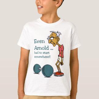 T-shirt Même Arnold…