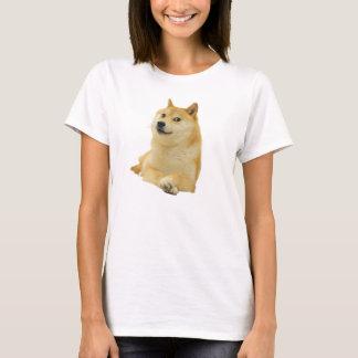 T-shirt meme de doge - doge chien-mignon de