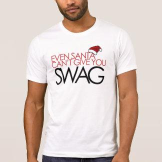 T-shirt Même la pente de père Noël vous obtiennent le