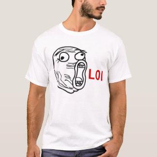 T-shirt Meme LOL
