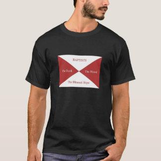 T-shirt Memes baptiste : Drapeau baptiste