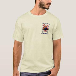 T-shirt Mémoire d'hommes réussis de montagne de granit de