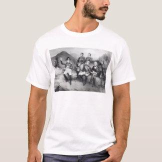 T-shirt Mémoires de dictée du napoléon I à Emmanuel Las