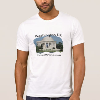 T-shirt Mémorial de Thomas Jefferson