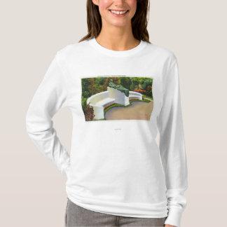 T-shirt Mémorial de Trudeau, scène de sanatorium de
