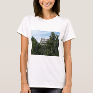 T-shirt Mémorial national du mont Rushmore