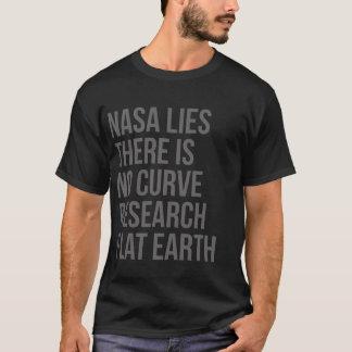 T-shirt Mensonges de la NASA