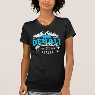 T-shirt Menthe de cru de Denali