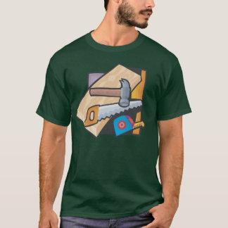 T-shirt Menuiserie