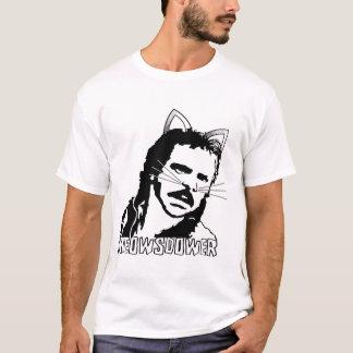 T-shirt Meowsdower