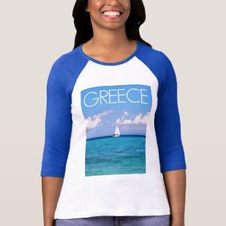 T-shirt Mer Égée