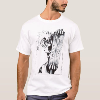 T-shirt Merci
