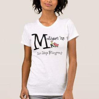 T-shirt Mères inc., ORGANISATEUR de San Diego Playgroup