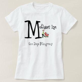 T-shirt Mères inc., San Diego Playgroup