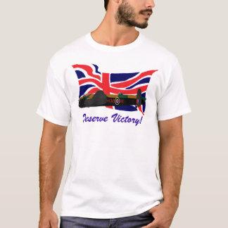 T-shirt Méritez la victoire !